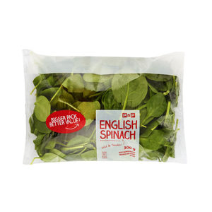 PnP English Spinach 300g