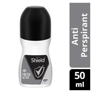 Shield Men Anti-Perspirant Roll-On Active 50ml
