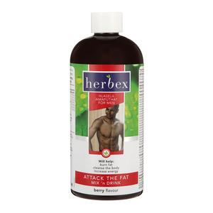 Herbex Attack Fat Mix Drink Men 400ml