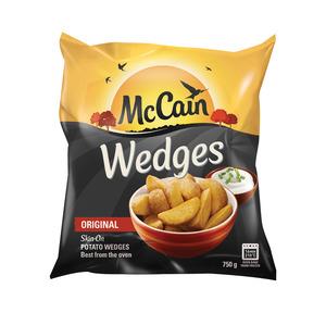 Mccain Potato Wedges 750g
