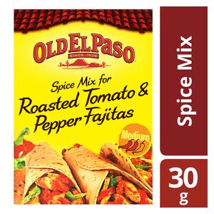 Old El Paso Roasted Tomato & Pepper F ajita 30g