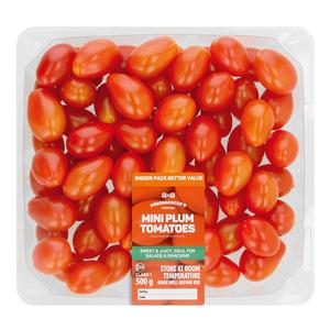 Pnp Mini Italian Tomatoes 500g