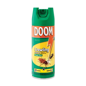 Doom Powerfast Crawling Insectic 300ml