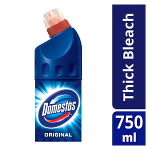 Domestos Original Multipurpose Thick Bleach 750ml