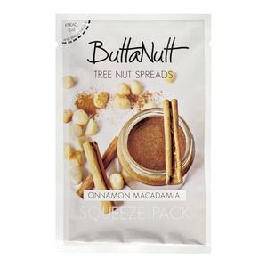 Buttanutt Cinnamon Macadamia Nut Butter 32g