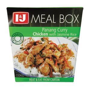 I&j Chicken Curry Mealbox 350gr