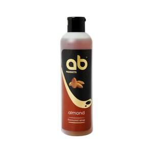 Ab Products Almond Syrup 240 Ml