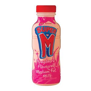 Super M Strawberry 300ml