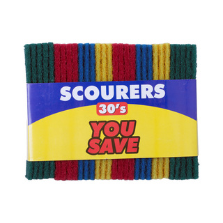 Gr8 Save Scourers 30ea