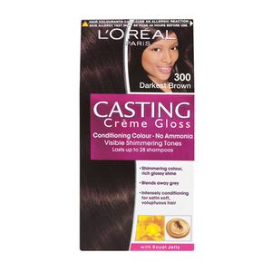 Loreal Casting CG 300 Dark B rown Hair Colour