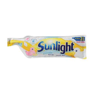 Sunlight Fabric Conditioner Refill Gentle 500ml