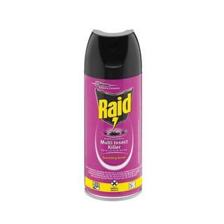 Raid Dual Purpose 300 Ml x 6