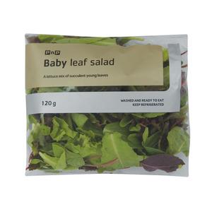 Pnp Baby Lettuce Salad 120g