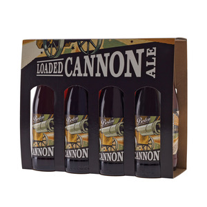 Boston Loaded Cannon Ale 330 ml x 8