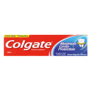 Colgate Regular Toothpaste 100ml