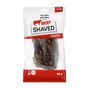 Beef Biltong Shaved 80g