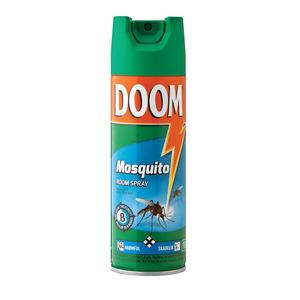 Doom Destroy Mosquito Low Odour 180ml
