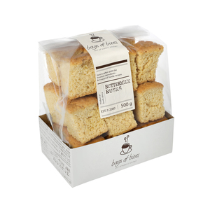 Bags Of Bites Buttermilk Rusks 500g
