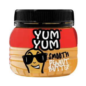 Yum Yum Smooth Peanut Butter 250g