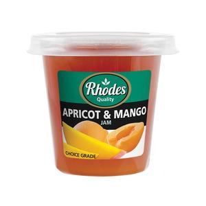 Rhodes Jam Apricot&mango 290gr
