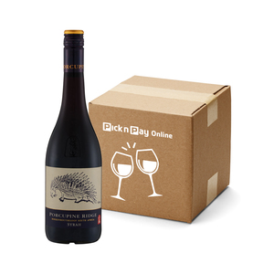 Porcupine Ridge Syrah 750 ml x 12