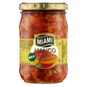 Miami Mild Mango Atchar 250g