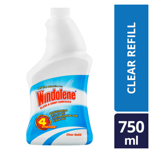Windolene Crystal Clear Refill 750ml