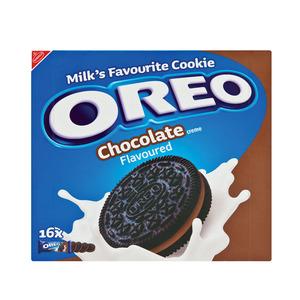 Oreo Sandwich Cookie Chocolate Creme 44g x 16