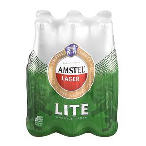 Amstel Lite Nrb 330 Ml X 6