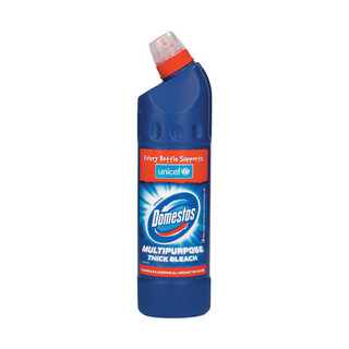 Domestos Original Multipurpose Thick Bleach 750ml x 20