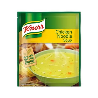 Knorr Packet Soup Chicken Noodle 50g x 60