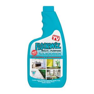 Verimark Floor Wiz Pro Mop And Cleaning Liquid