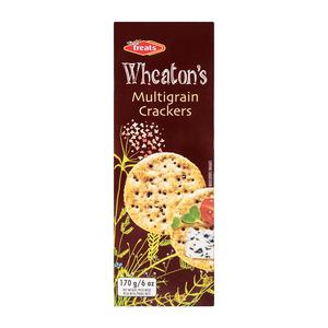 Tasty Treats Wheatons Multigrain 170gr