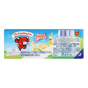 The Laughing Cow Cheez Dippers Sgl 35 G