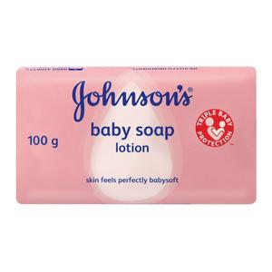 Johnson's Baby Lotion Soap 100g