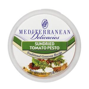 Mediterranean Marinated Sun Dried Tomato Pesto 125g