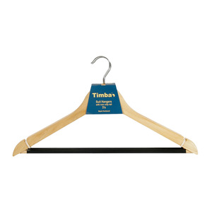 Ethnix 3 Pack Timba Hangers