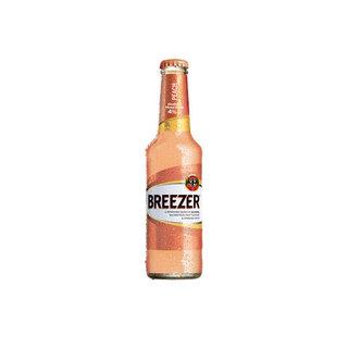 Bacardi Breezer Peach Spirit Cooler  275 ml x 24