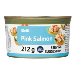PnP Pink Salmon 212g