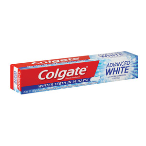 Colgate Advanced Whitening Toothpaste 75 Ml