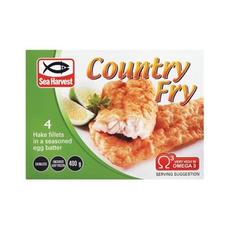 Sea Harvest Country Traditional 400g x 12