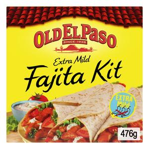 Old El Paso Meal Kit Fajita Mild 476g