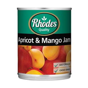 Rhodes Jam Apricot&mango 450gr