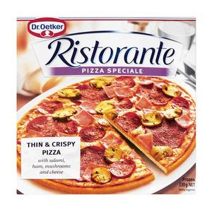 Ristorante Speciale Pizza 330g