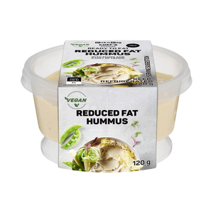 PnP Light Hummus 120g