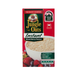 Jungle Instant Porridge Mix Berry Flavour 750g
