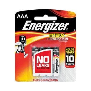 Energizer Batteries Max AAA 4ea