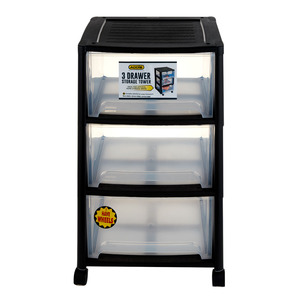 Addis 3 Drawer Unit General