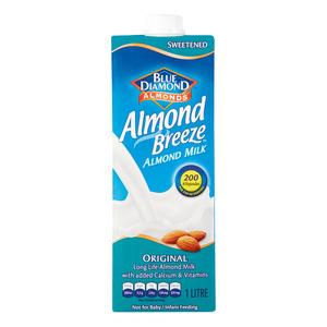 Almond Breeze Milk Original 1 Litre