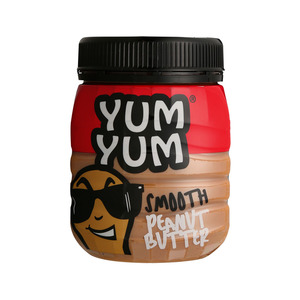 Yum Yum Smooth Peanut Butter 400g